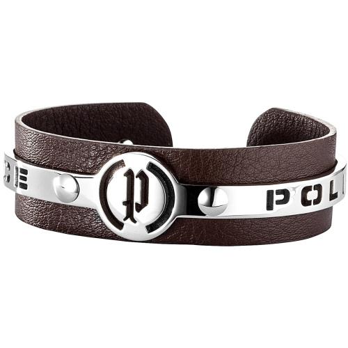 Bransoletka Police PJ.25496BLC/02 Justice
