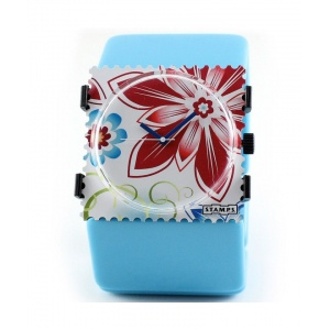 Bransoleta STAMPS - Belta Light Blue
