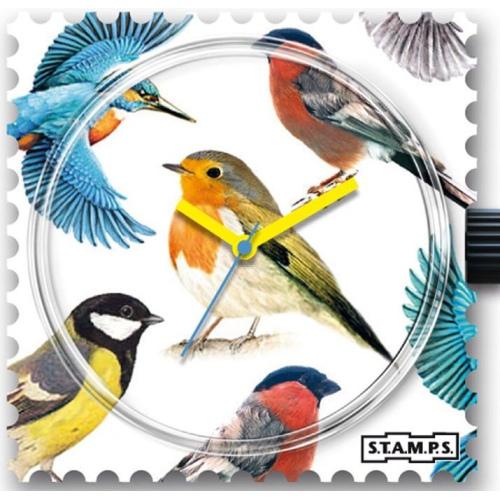 Zegarek STAMPS - Birds