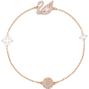 SWAROVSKI - Dazzling Swan Remix Collection, Multi-colored, Rose Gold 5472271 M