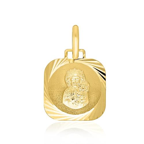 Złota Zawieszka Medalik pr.333