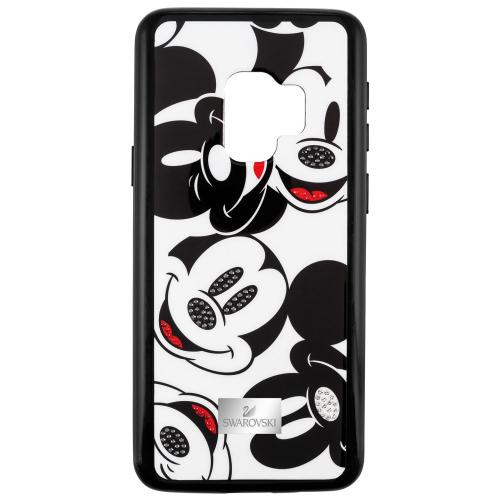Etui Swarovski - iPhone® Kılıfı Mıckey Face S9 Case 5449144