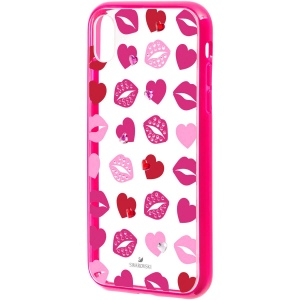 Etui Swarovski - iPhone® XR, Lovely Smartphone, Pink 5474735