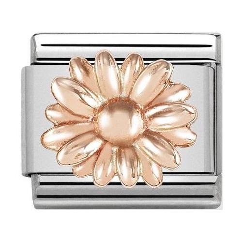 Nomination - Link 9K Rose Gold 'Daisy' 430106/08