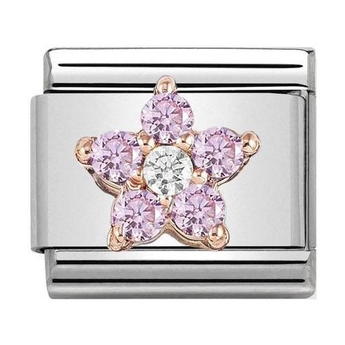 Nomination - Link 9K Rose Gold 'Butterfly' 430317/04