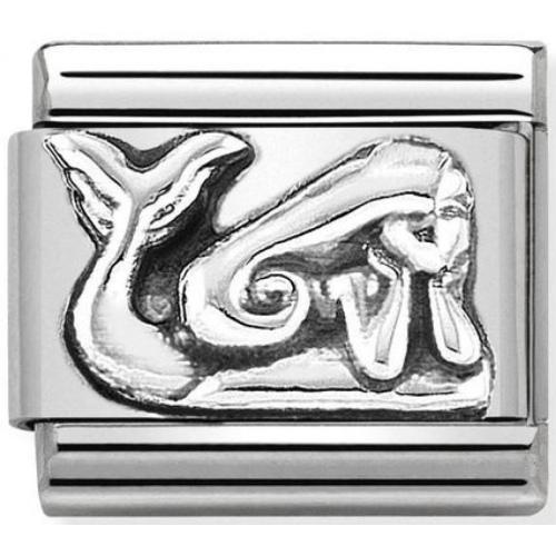 Nomination - Link 925 Silver 'Mermaid' 330101/37
