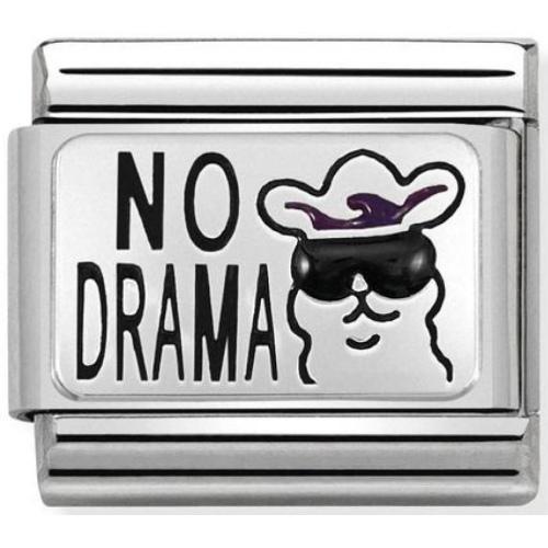 Nomination - Link 925 Silver 'No Drama' 330102/50