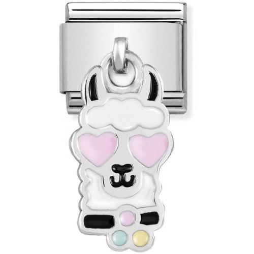 Nomination - Link 925 Silver 'Llama Head' 331805/15