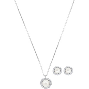 Zestaw SWAROVSKI - Originally, White, Silver 5479911