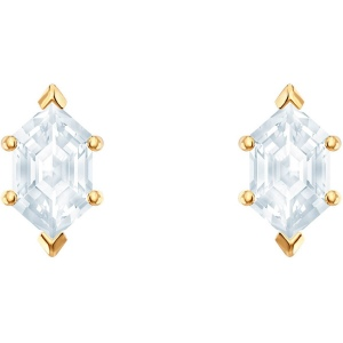Kolczyki SWAROVSKI - Oz, White, Gold 5467320