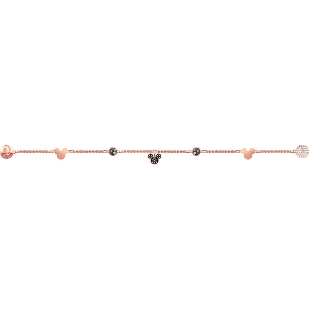 SWAROVSKI - Remix Collection Mickey Strand, Multi-colored, Rose gold 5470623 L