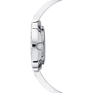 Zegarek Swarovski  - Lovely Crystals Bangle, White, Silver 5453655 S