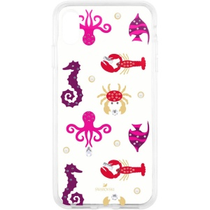 Etui Swarovski - iPhone® XR, Sea Life, Transparent 5474749