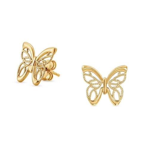 Kolczyki Nomination Gold - Primavera 147407/026