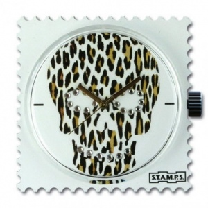 Zegarek STAMPS - Diamond Skully Leo 105302