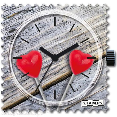 Zegarek STAMPS - Kiss 105116