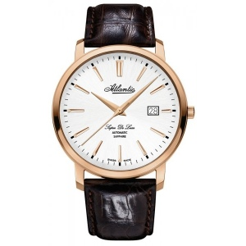 Zegarek Męski Atlantic 64751.44.21 Super De Luxe