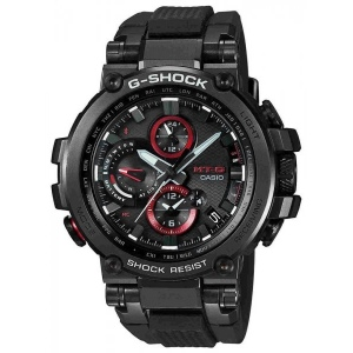 CASIO G-SHOCK MTG-B1000B-1AER METAL TWISTED