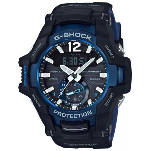 9fae57a85983d6 CASIO G-SHOCK GR-B100-1A2ER Gravitymaster Bluetooth Sync