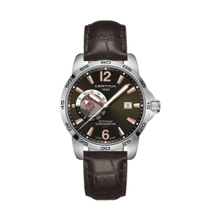 Certina C034.455.16.087.01 DS Podium GMT COSC
