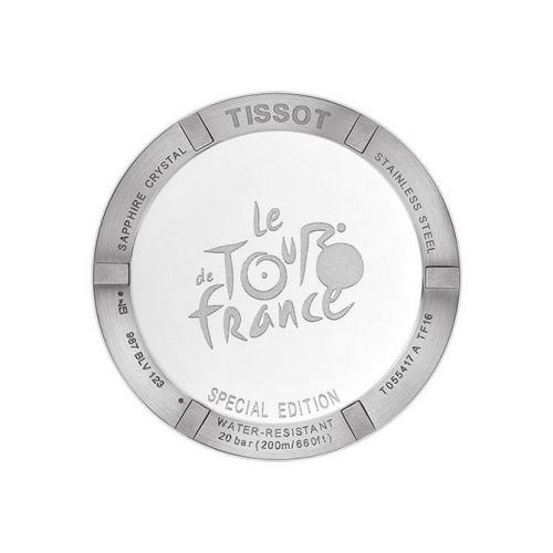Tissot T-Sport T055.417.17.057.01 PRC 200 Tour de France Special Edition