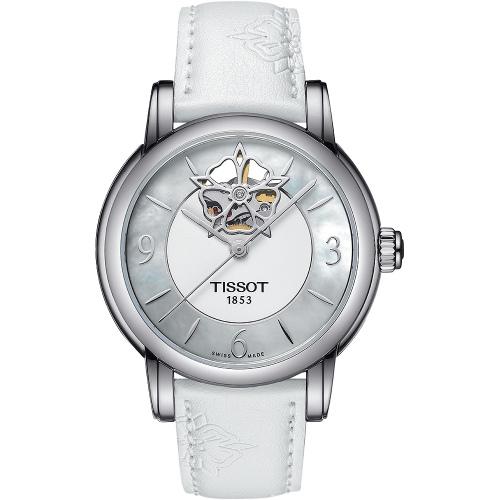 Tissot T-Lady T050.207.17.117.04 Lady Heart Automatic