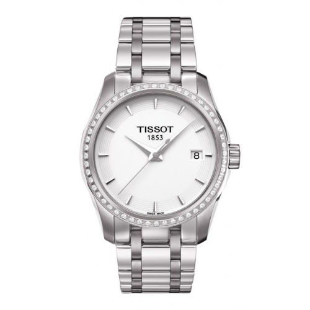 Tissot T-Classic T035.210.61.011.00 Couturier Quartz