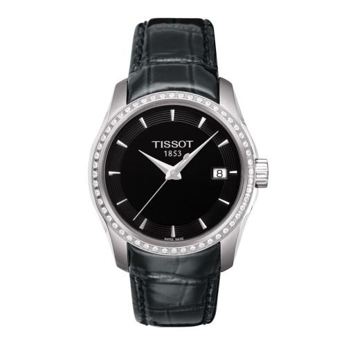 Tissot T-Classic T035.210.66.051.00 Couturier Quartz