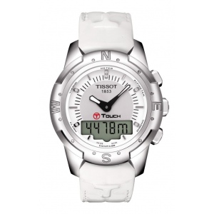 Tissot Touch T047.220.46.086.00 T-Touch II Titanium Lady