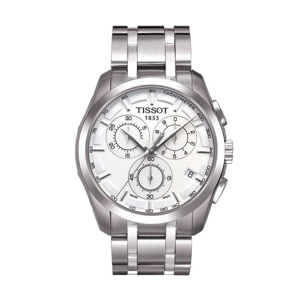 Tissot T-Classic T035.617.11.031.00 Couturier Quartz
