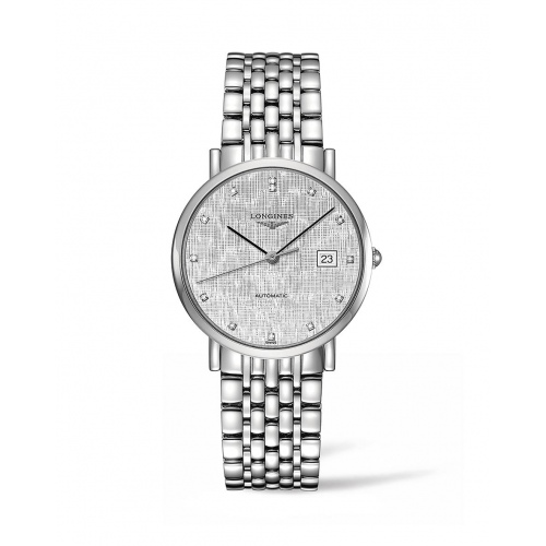 The LThe Longines Elegant Collection L4.810.4.77.6