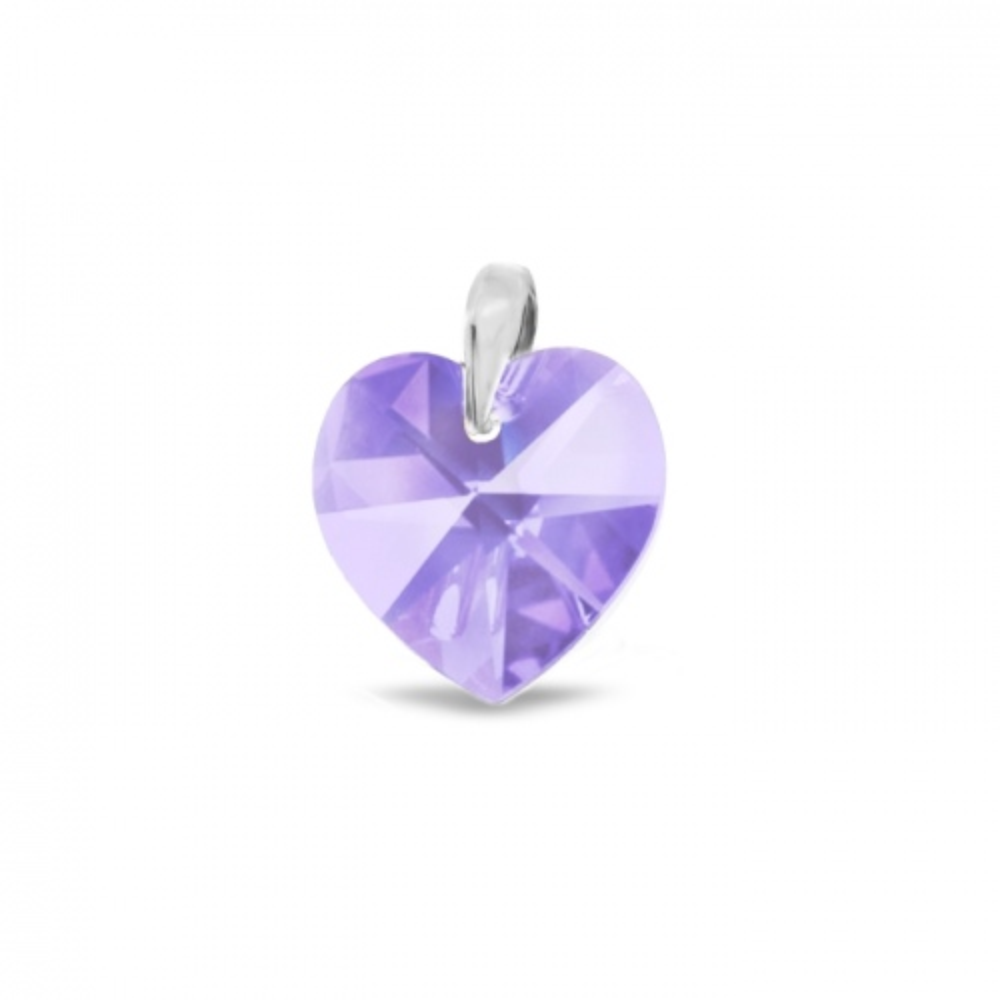 Spark Wisiorek Xilion Small Heart WO620218V