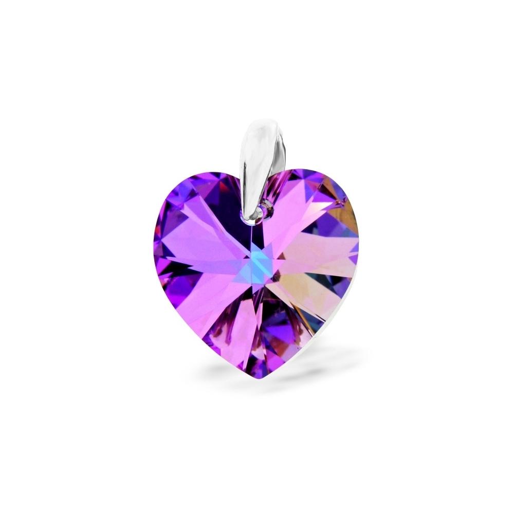 Spark Wisiorek Xilion Small Heart WO620218VL