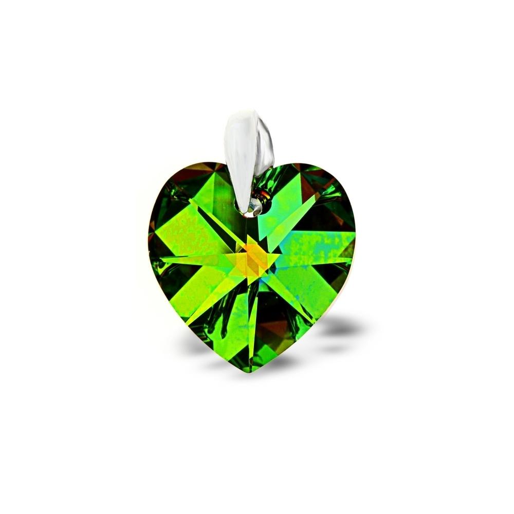 Spark Wisiorek Xilion Small Heart WO620218VM
