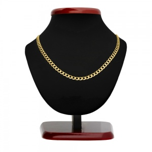 Złoty Łańcuszek Pancerka 50cm pr. 333