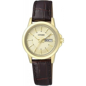 Citizen EQ0603-08PE Leather