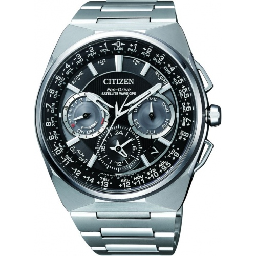 Citizen CC9008-84E Navihawk Satellite Wave Titanium