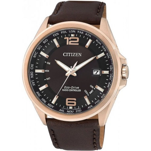 Citizen CB0017-03W Radio Controlled
