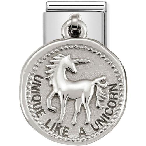 Nomination - Link 925 Silver 'Charms Jesteś Wyjątkowa' 331804/01