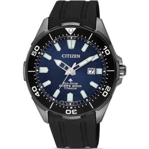 Citizen BN0205-10L Diver's Titanium