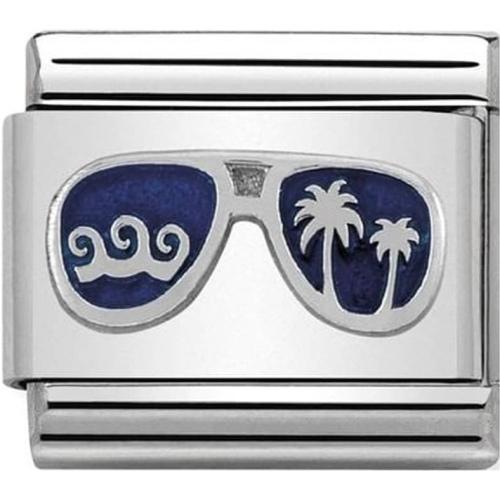 Nomination -  Link 925 Silver 'Okulary Miami' 330202/48