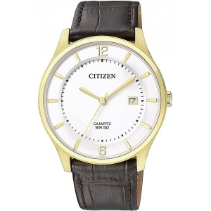 Citizen BD0043-08B Leather