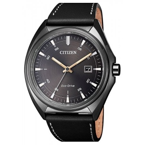 Citizen AW1577-11H Leather