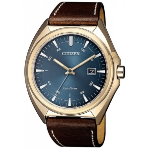 Citizen AW1573-11L Leather