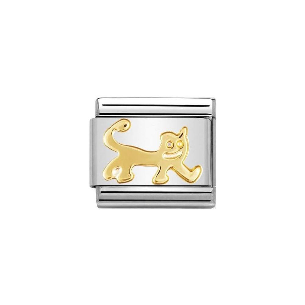 Nomination - Link 18K Gold Kot 030112/21