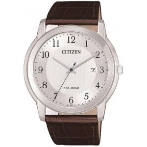 Citizen AW1211-12A Leather