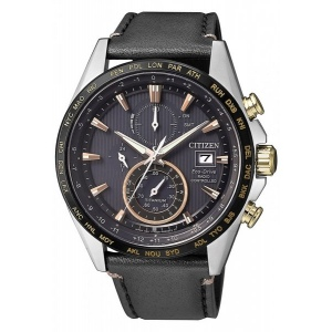 Citizen AT8158-14H Radio-Controlled