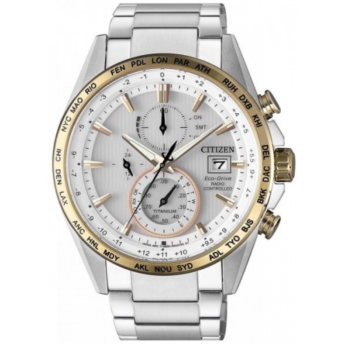 Citizen AT8156-87A Radio-Controlled