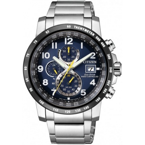 Citizen AT8124-91L Radio-Controlled