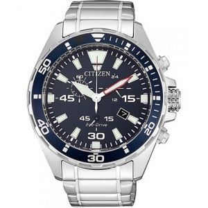 Citizen AT2431-87L Chrono